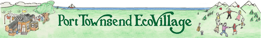 Port Townend EcoVillage logo